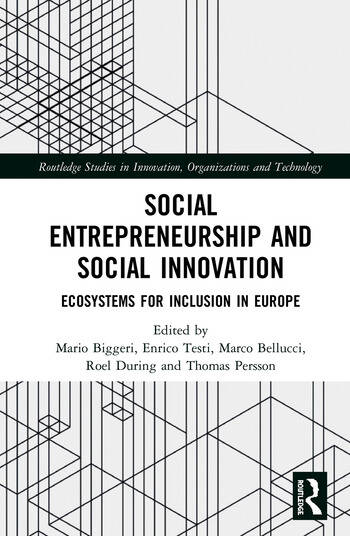 Social Entrepreneurship and Social Innovation Ecosystems for Inclusion in Europe book cover