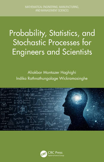 Probability, Statistics, and Stochastic Processes for Engineers and Scientists book cover