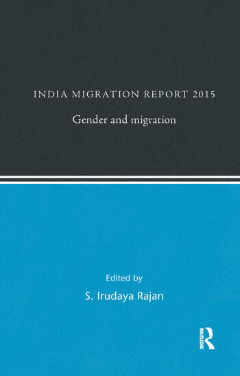 India Migration Report 2015 Gender and Migration book cover