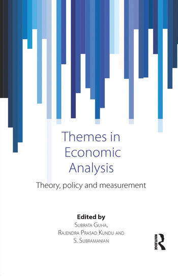 Themes in Economic Analysis Theory, policy and measurement book cover