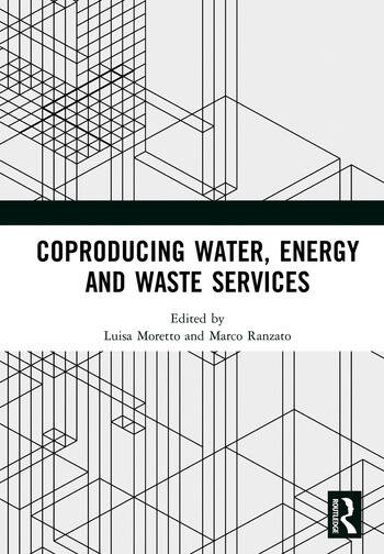 Coproducing Water, Energy and Waste Services book cover