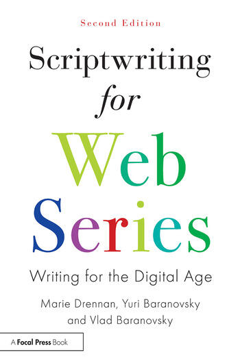 Scriptwriting for Web Series Writing for the Digital Age book cover