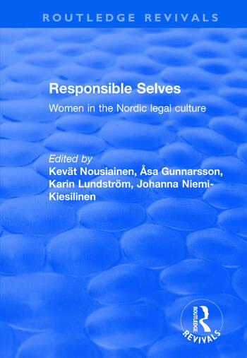 Responsible Selves book cover