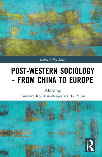 Post-Western Sociology - From China to Europe book cover
