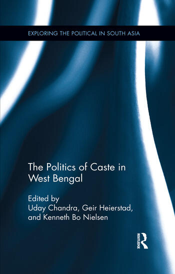 The Politics of Caste in West Bengal book cover