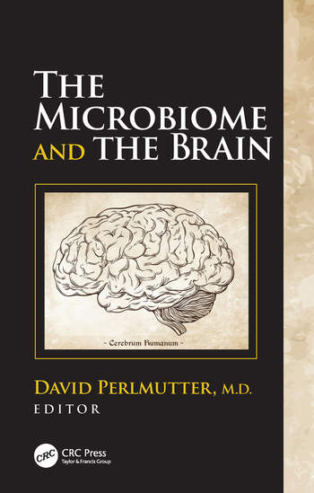 The Microbiome and the Brain book cover