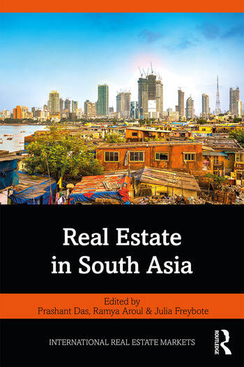 Real Estate in South Asia book cover