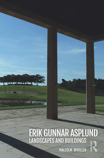 Erik Gunnar Asplund Landscapes and Buildings book cover