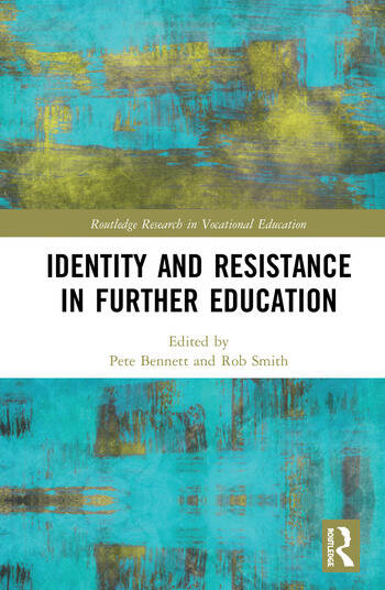 Identity and Resistance in Further Education book cover