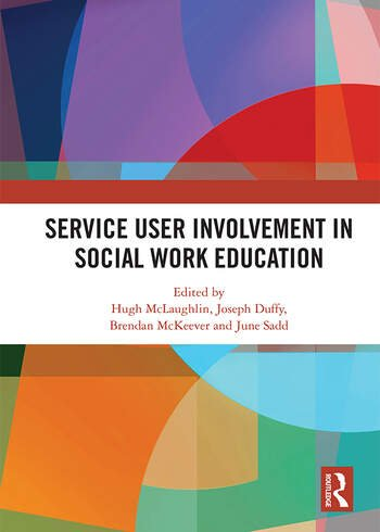 Service User Involvement in Social Work Education book cover