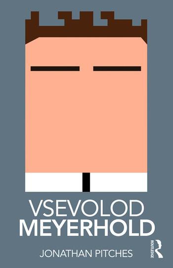 Vsevolod Meyerhold book cover