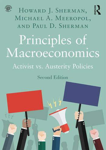 Principles of Macroeconomics Activist vs. Austerity Policies book cover