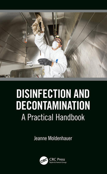 Disinfection and Decontamination A Practical Handbook book cover