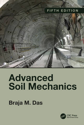 Advanced Soil Mechanics, Fifth Edition book cover