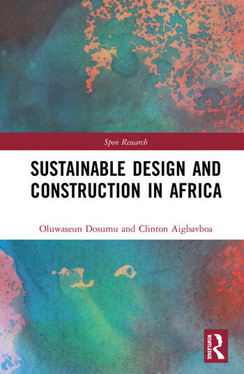 Sustainable Design and Construction in Africa A System Dynamics Approach book cover