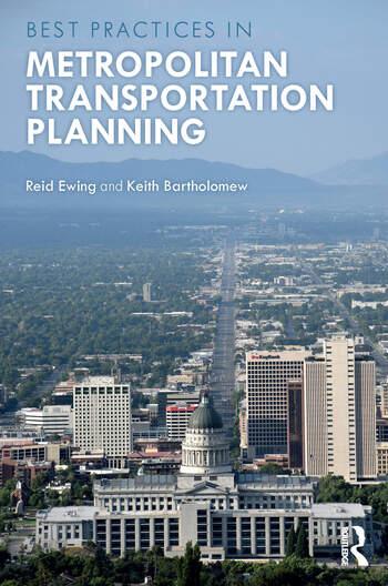 Best Practices in Metropolitan Transportation Planning book cover