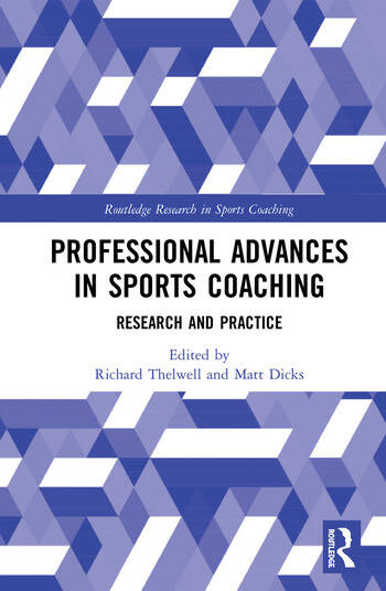 Professional Advances in Sports Coaching Research and Practice book cover