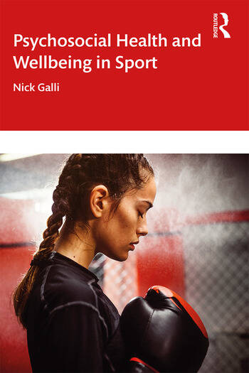 Psychosocial Health and Well-being in High-Level Athletes book cover