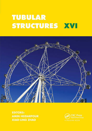 Tubular Structures XVI Proceedings of the 16th International Symposium for Tubular Structures (ISTS 2017, 4-6 December 2017, Melbourne, Australia) book cover