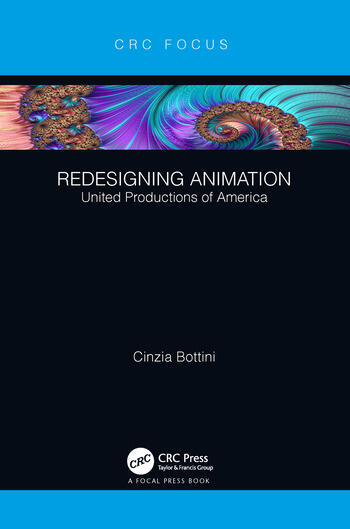 Redesigning Animation United Productions of America book cover