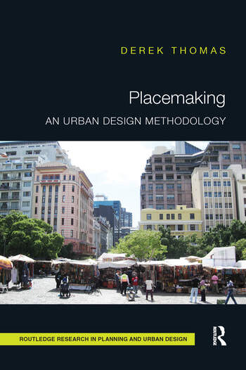 Placemaking An Urban Design Methodology book cover