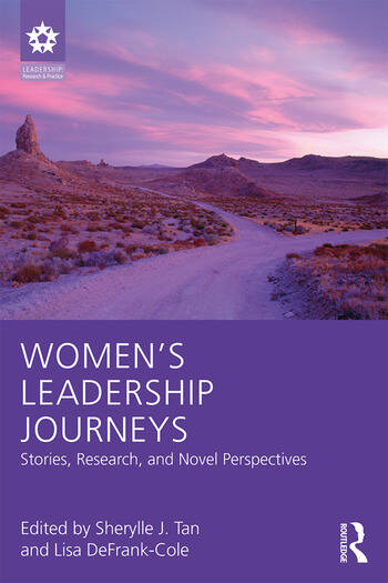 Women's Leadership Journeys Stories, Research, and Novel Perspectives book cover