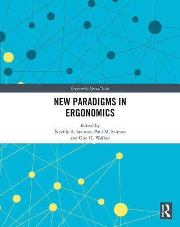 New Paradigms in Ergonomics book cover