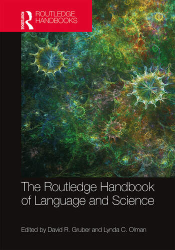 The Routledge Handbook of Language and Science book cover