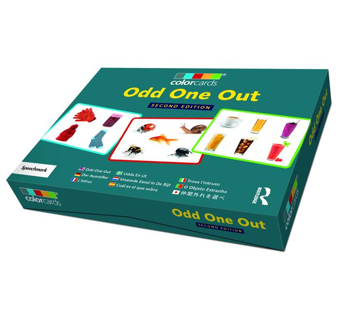 Odd One Out: ColorCards 2nd Edition book cover