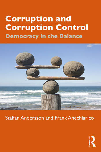 Corruption and Corruption Control Democracy in the Balance book cover