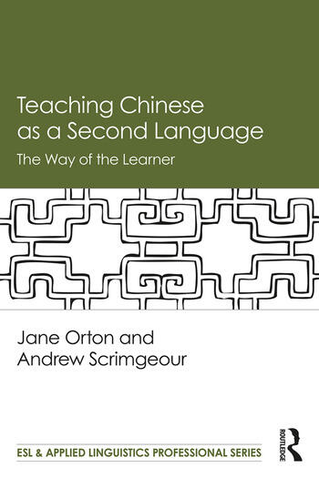 Teaching Chinese as a Second Language The Way of the Learner book cover