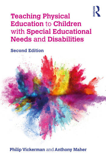 Teaching Physical Education to Children with Special Educational Needs and Disabilities book cover