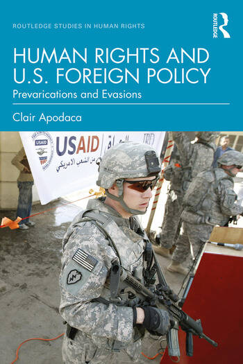 Human Rights and U.S. Foreign Policy Prevarications and Evasions book cover