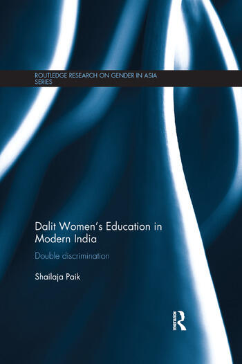 Dalit Women's Education in Modern India Double Discrimination book cover