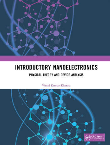 Introductory Nanoelectronics book cover