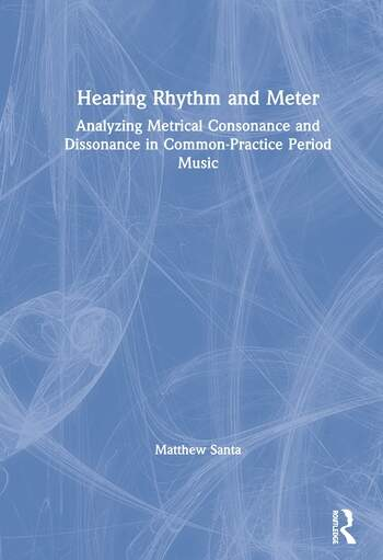 Hearing Rhythm and Meter book cover