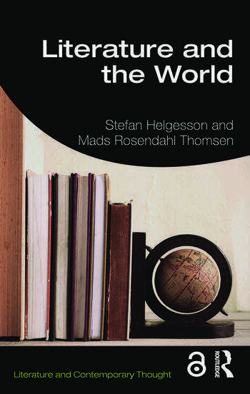 Literature and the World book cover