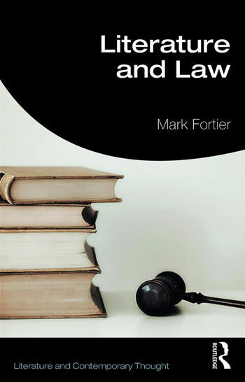 Literature and Law book cover