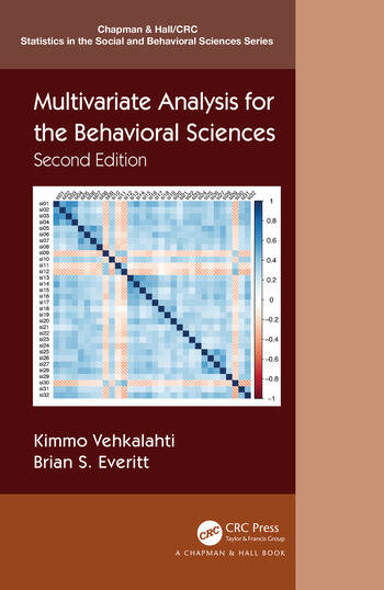 Multivariate Analysis for the Behavioral Sciences, Second Edition book cover