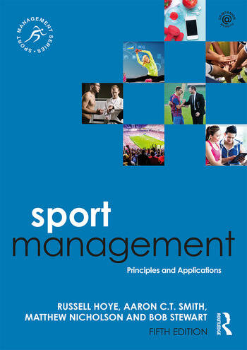 Sport Management Principles and Applications book cover