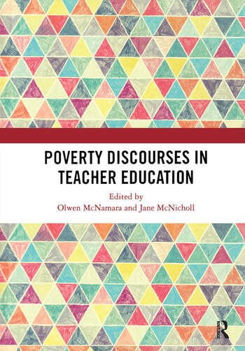 Poverty Discourses in Teacher Education book cover