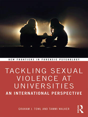 Tackling Sexual Violence at Universities An International Perspective book cover