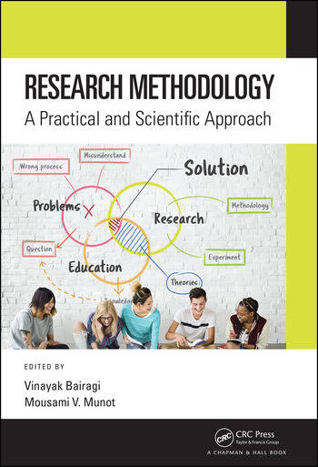 Research Methodology A Practical and Scientific Approach book cover