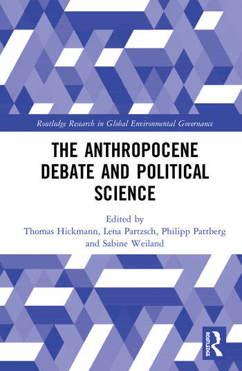 The Anthropocene Debate and Political Science book cover