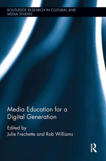 Media Education for a Digital Generation book cover