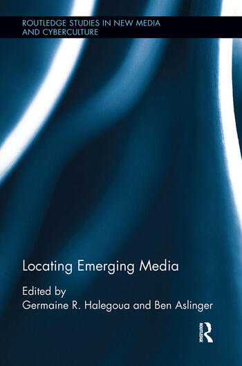 Locating Emerging Media book cover