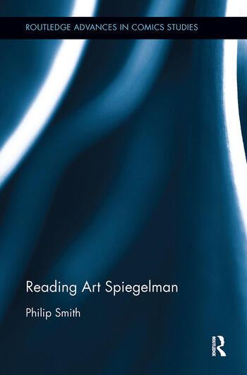 Reading Art Spiegelman book cover