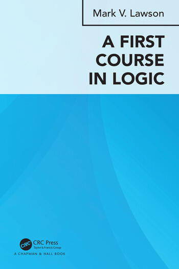 A First Course in Logic book cover