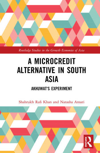A Microcredit Alternative in South Asia Akhuwat's Experiment book cover