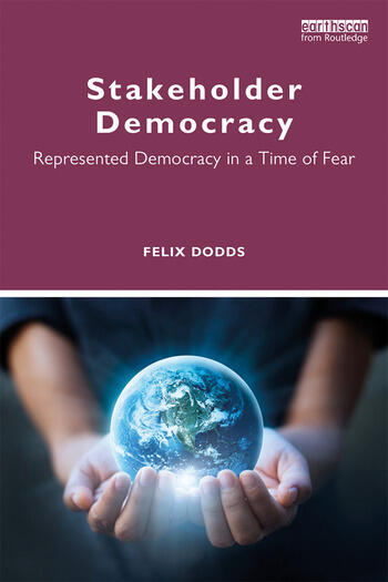 Stakeholder Democracy Represented Democracy in a Time of Fear book cover